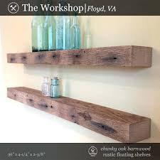 in light wood floating shelves n view full size light wood floating shelves rustic