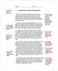 Persuasive Essay Graphic Organizer Pdf Outline Example Resume Ideas
