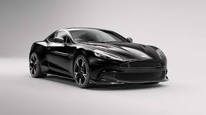 aston martin vanquish blacked out. aston martin vanquish blacked out