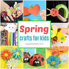 Printable Stencils For Kids Spring Crafts For Kids Art And Craft Project Ideas For All Ages