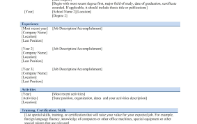 Resume Free Professional Resume Builder Online Amazing Free