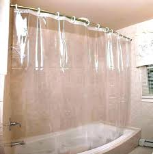 shower curtain with window at top best shower curtain material full size of shower long clear shower curtain with window at top