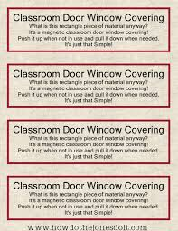 classroom door with window. Classroom Door With Window W