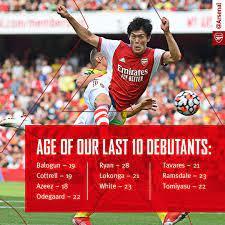 Arsenal - Takehiro became the 885th ...
