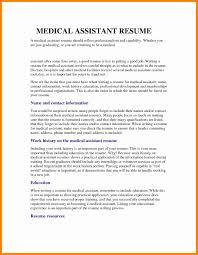Resume Sample For Doctors Medical Assistant Resume Sample Best Of Sample Medical Assistant 30