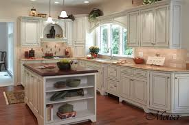 Small Country Kitchen Designs Country Kitchen With White Cabinets