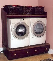universal washer and dryer pedestal. Simple Dryer DIY Washer Dryer Pedestal  I Would Have To Do This If We Front Loaders  Again  My Wishlist Pinterest Lavaderos Lavandera Y Lavar For Universal And D