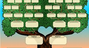 Family Tree Picture Template Family Tree Template Download And Get Started