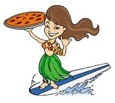 Image result for pizza hat in honolulu