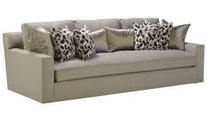 sleek steal grey sofa with chic