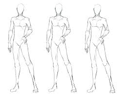 Human Body Drawing Template Syncla Co