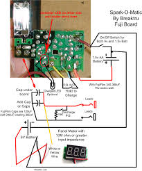 the spark o matic wire arc welding for coil making would the panel meter work if i wired it just the way it s wired above according to the schematic all i need to do is wire the positive from the panel