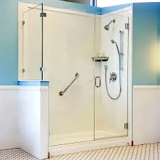 all glass shower enclosures