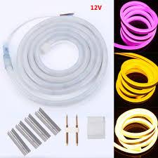DC 12V RGB <b>led neon Light</b> 2835 5050 SMD 120LEDs/m ...