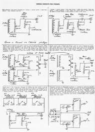 the carvin museum 1967 guitars Carvin Humbucker Wiring Diagram 1967 carvin pickup schematics carvin pickups wiring diagram