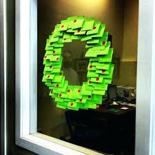 office christmas decoration.  office creative office christmas decorating ideas  decorations door inside decoration