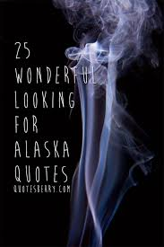Looking For Alaska Quotes With Page Numbers Fascinating 48 Wonderful Looking For Alaska Quotes QuotesBerry Tumblr Quotes Blog