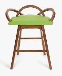 modern art nouveau furniture. modern art nouveau barstool inspired by opening flower petals meg ou0027halloran furniture pinterest