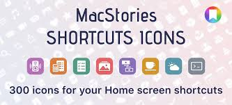 Design Home Hack Club Introducing Macstories Shortcuts Icons 300 Custom Home