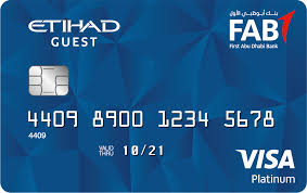 Credit Card Processing Comparison Chart Credit Cards Visa Mastercard First Abu Dhabi Bank Uae