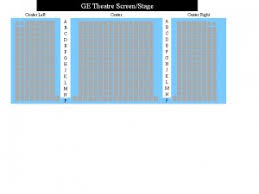 Proctors Mainstage Seating Chart Subscriptions On Sale Now Schenectady Symphony Orchestra