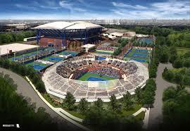 Billie Jean King National Tennis Center Serving Up Three