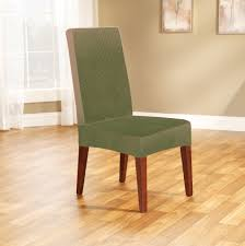 Dining Chair Cover Best Price Linen Sage Dining Chair Cover By Surefit Couch Covers