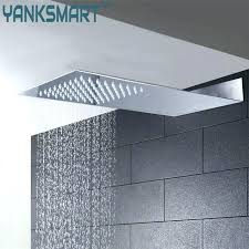 high end shower heads best luxury shower heads bathroom remodeling must haves with massage high pressure high end shower heads
