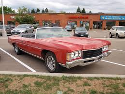 1971 Chevrolet Impala - Information and photos - MOMENTcar