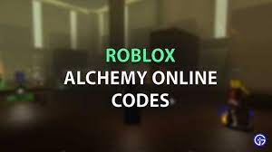 Below is the list of active and working codes for you to redeem to get rewards. All New Roblox Alchemy Online Codes June 2021 Gamer Tweak