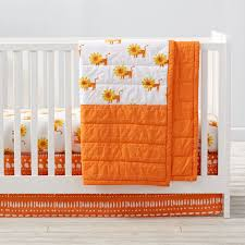 wild excursion lion crib bedding  the land of nod