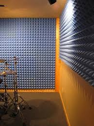 Studio Soundproofing  The Sound Solution  Soundproofing And Soundproofing A Bedroom For Drums