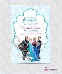 Tinkerbell Invitations Printable Free Printable Frozen Birthday Invitations New Free