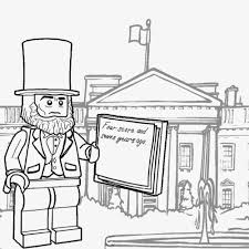 Small Picture White House Coloring Page For Kids Pages Throughout diaetme
