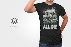 Tshirt Psd Free T Shirt Mockup Psd