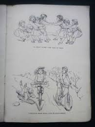 antique victorian mclouglin children 039 s book drawing