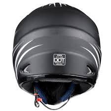 Details About Adult Raider Edge Dual Sport Helmet Mx Atv Dirt Bike Off Road Motorcycle Dot Ece