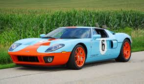 2006 FORD GT HERITAGE EDITION.