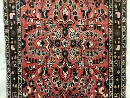 3x10 red persian runner rug hand knotted antique saruk sarouk 3x11 4x10 4x11 ft 299 00