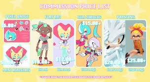 commission sheet old commission sheet do not use for info by sailingscum on deviantart