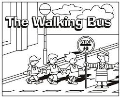 Small Picture School Crossing Guard Coloring Pages Coloring Pages