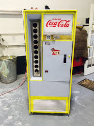 Old School Vending Machines Amazing Oldschool Restoration MicroBlend Plymouth