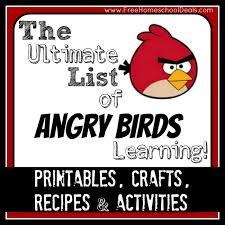 25 best Angry Birds Theme images on Pinterest | Free printables ...