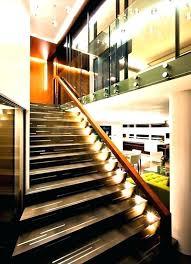 modern stairwell lighting. Stairwell Lighting Fixtures Stairway Indoor Stair View In Gallery . Modern
