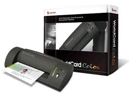Worldcard Color The Best Selling Business Card Scanner Scans Both