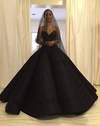 maja salvador stuns in a black wedding dress in quotwildflowerquot