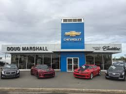 Doug Marshall Chevrolet Corvette Cadillac Opening Hours 11044 100 St Grande Prairie Ab