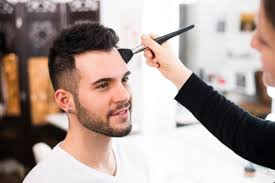makeup and grooming