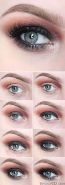 smokey eyes makeup for warm days step 1 when you like to wear eyeshadows on your lids you have to put some money on good quality beauty s
