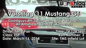 Vorshlag 2011 Mustang 5.0 GT - track/autocross/street Project - Page ...